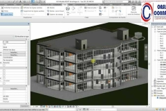 ecole decoration Casa revit structure3