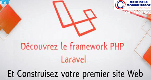 formation en laravel