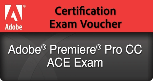 CERTIFICATION adobe