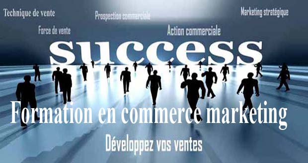 formation en commerce formation commercial