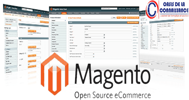 Formation Magento