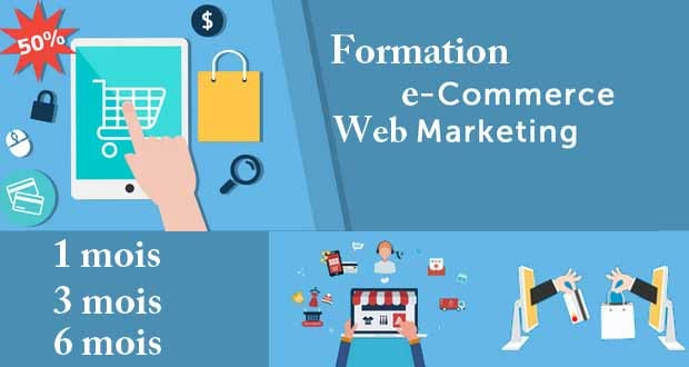 formation webmarketing casablanca, ecole marketing digital Maroc,